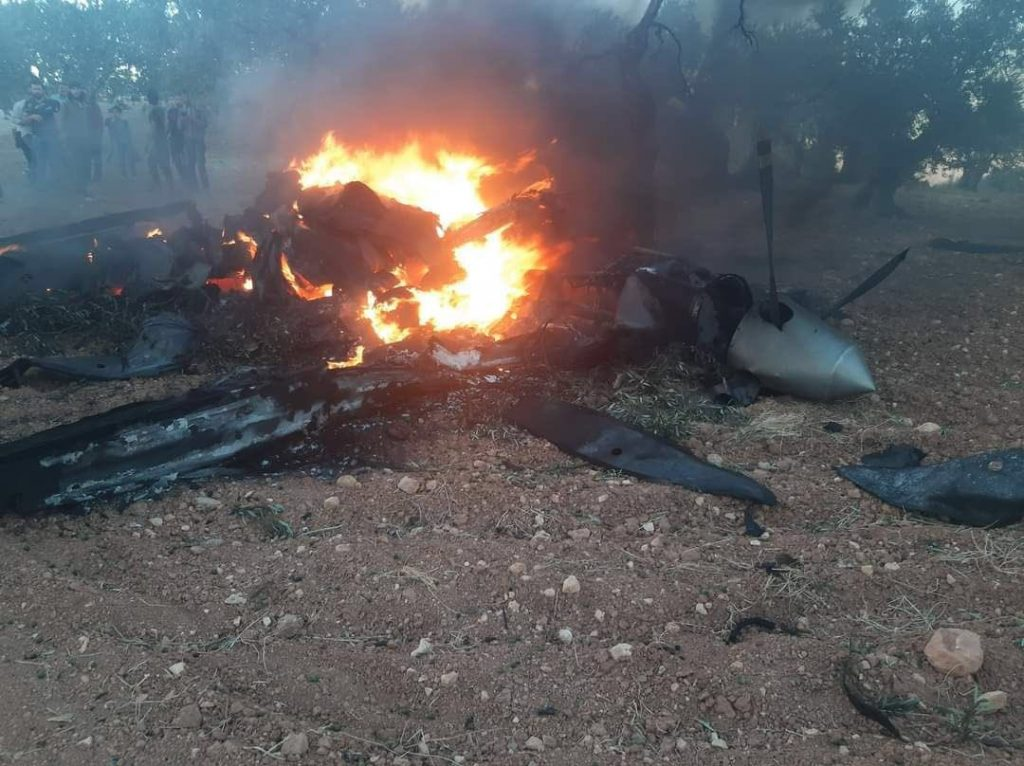 At Least One MQ-9 Reaper Of US Military Crashed In Idlib (Video) - UPDATED
