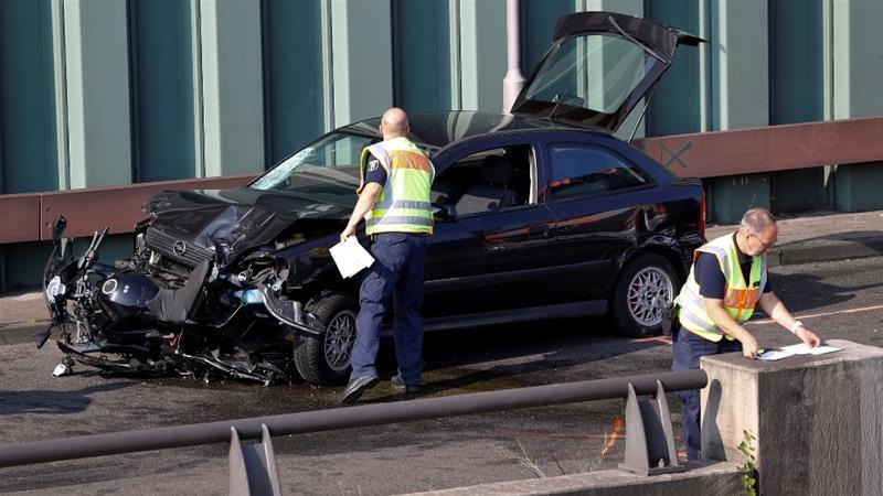 Terror On Germany's Autobahn As Islamic 'Radicalized Refugee' Goes On Vehicle Ramming Spree