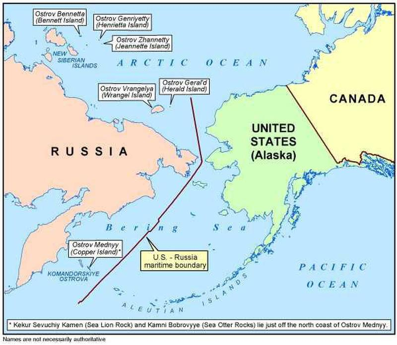 Russia Holds Large-Scale Navy And Air Force Exercises Off Alaskan Coast