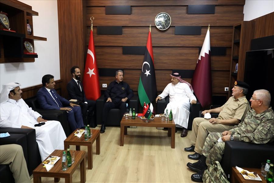 Turkey Begins Turning Libya's Misrata Into Naval Base