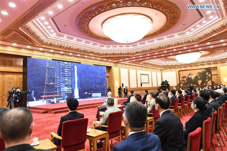 China Commissions Its BDS-3 Satellite Navigation System