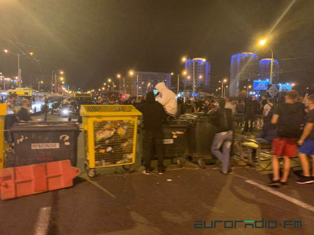 Ukraine-Like Scenario In Belarus: First Confirmed Death During Protests In Minsk