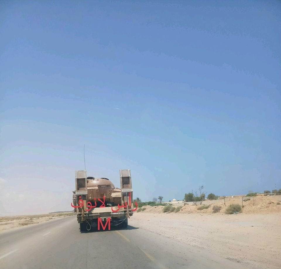 Haftar's Troops Reinforce Sirte For A Siege That Never Seems To Come