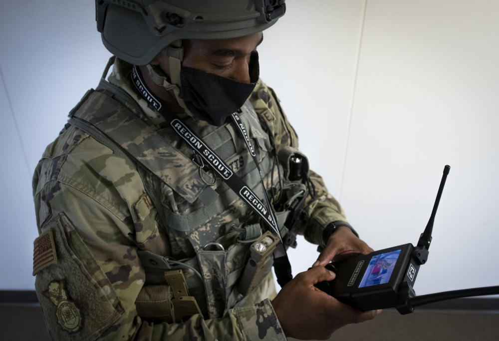 U.S. Air Force Begins Using Reconnaissance Microbots On Missions