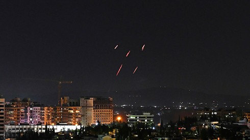Israel's Air Force Has Launched 5,000 Missiles And Bombs Towards Its Neighbors Since 2015
