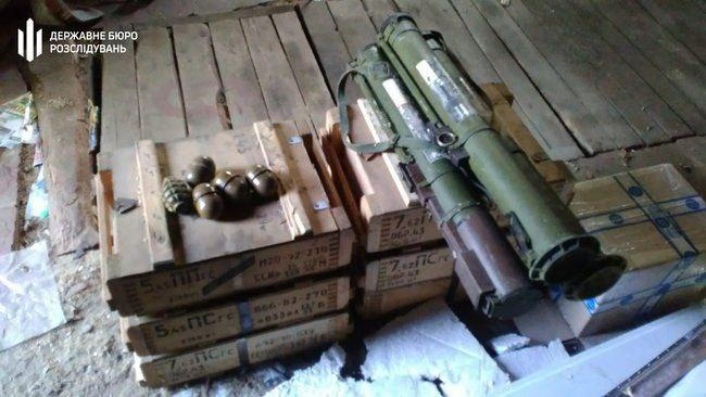 Ukrainian Colonel Arrested After Attempting To Smuggle Weapons Stolen From Eastern Ukraine