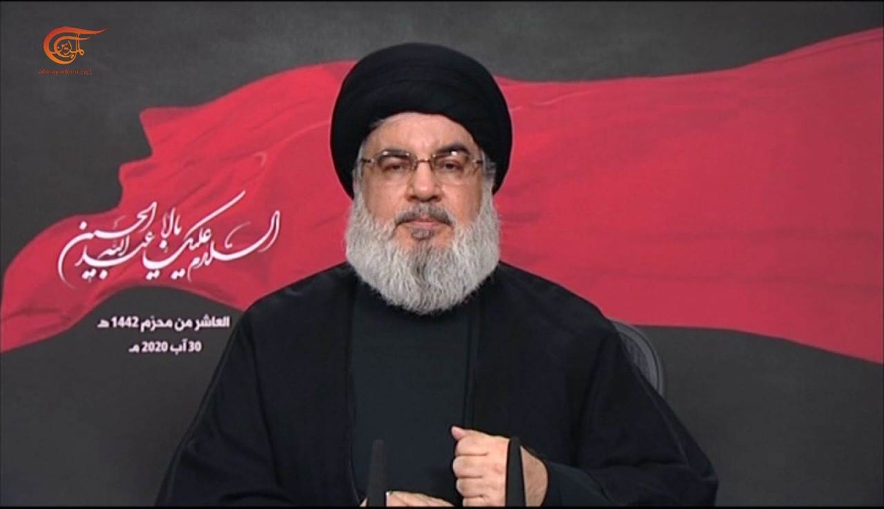 Nasrallah Threatens: 'One Israeli Soldier for Every Hezbollah Fighter'