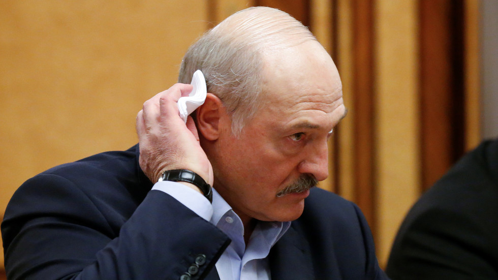 Lukashenko Claims He Recovered From COVID-19 And Was Intentionally Infected