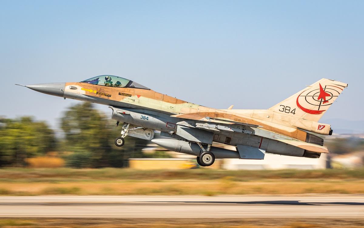 Israel Begins Reform Of Its Air Forces, Focused Towards Reinforced Northern Defenses