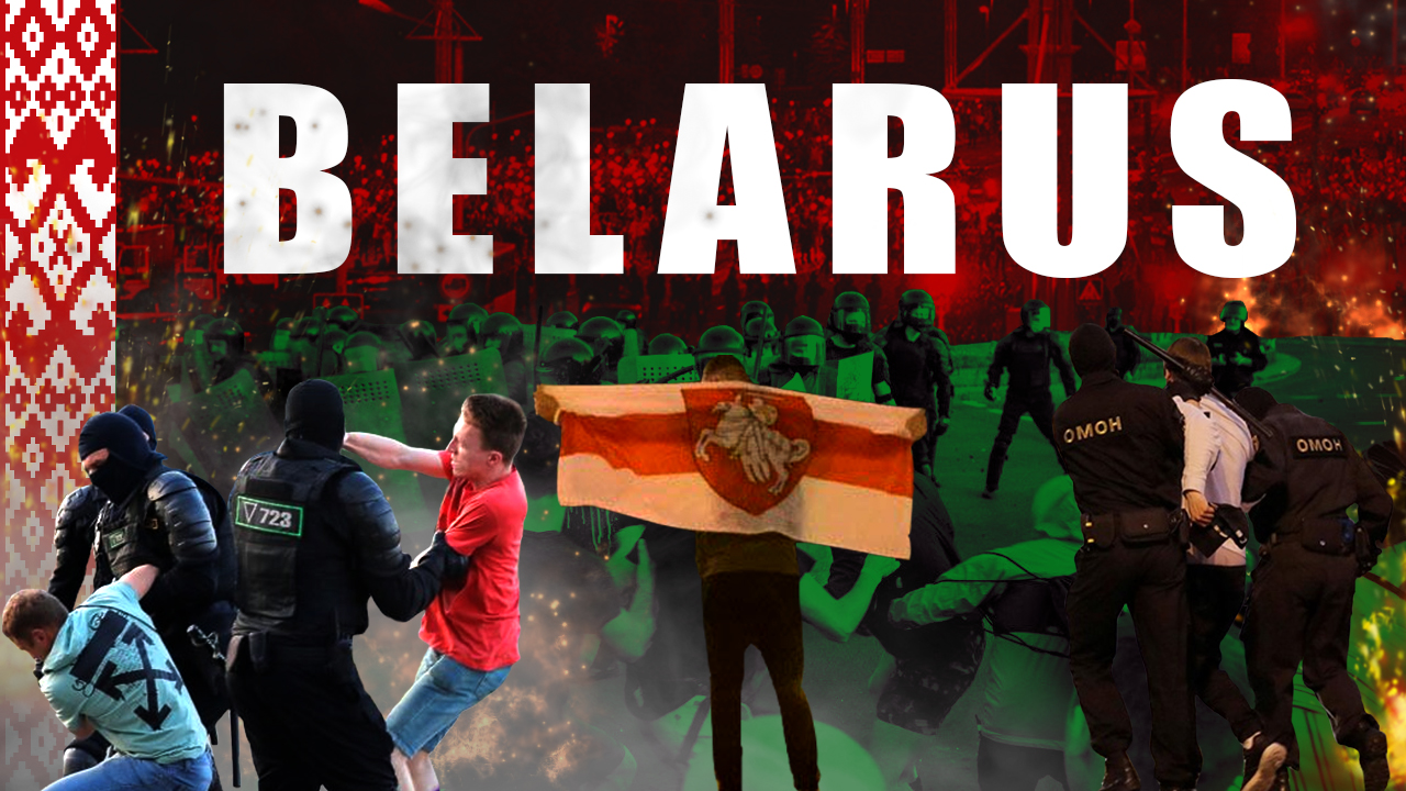 Belarus Opposition Calls For National Strike On Monday