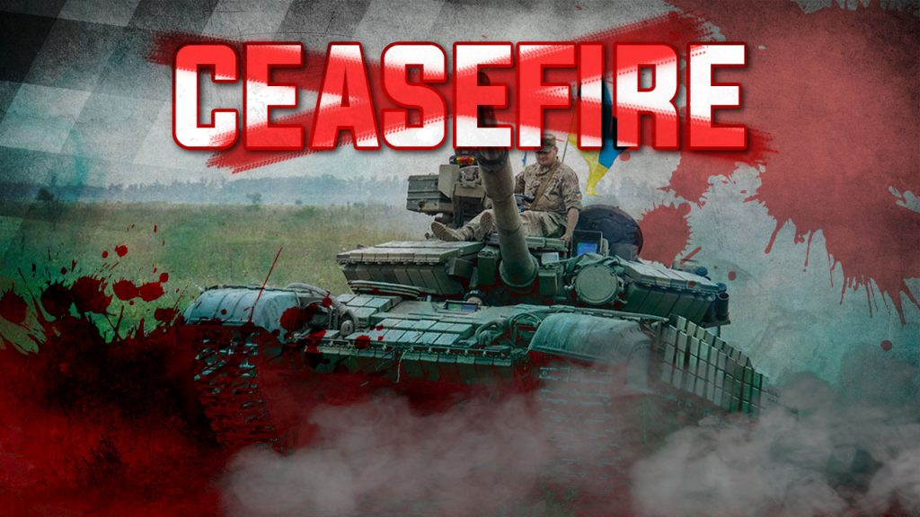Kiev Forces Shielding With Civilians Opened Heavy Fire On Donbass