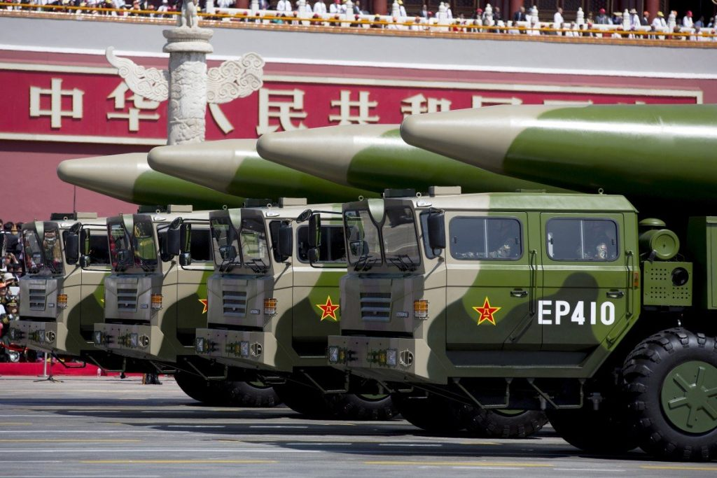 China Responds To Pentagon Allegations, Calls US Main 'Destroyer Of World Peace'
