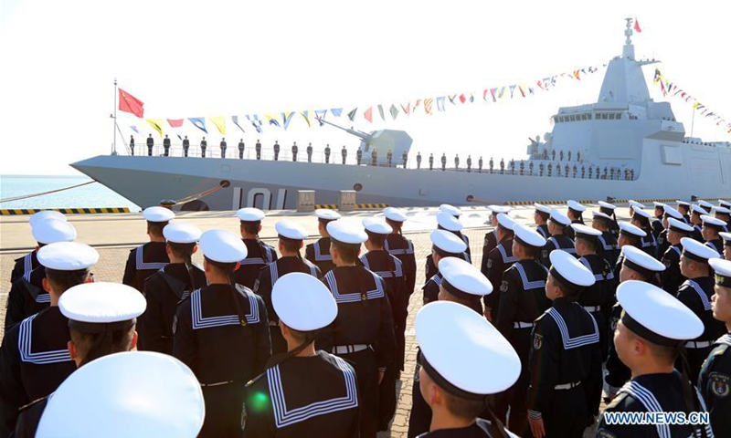 Chinese Warships Get New Generators To Power Railguns, Electromagnetic Catapults