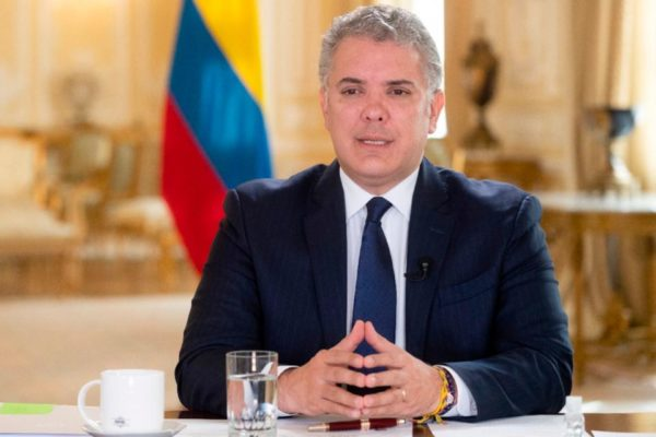 Colombian Electoral Council Opens Formal Investigation Of President Duque For Illegal Campaign Financing