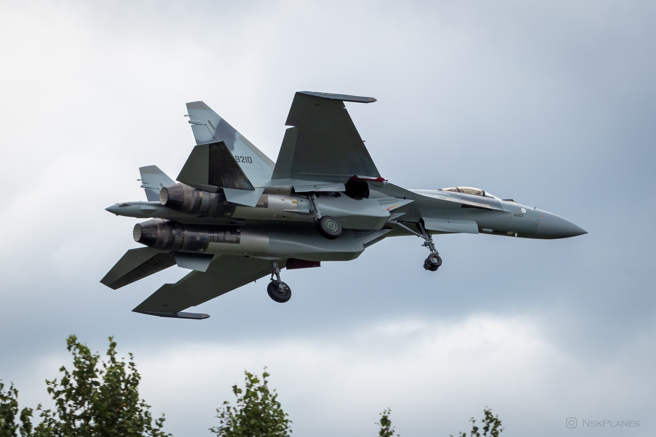 Egypt Receives First Batch Of Russian Su-35 Air-Superiority Fighters Despite Threat Of US Sanctions