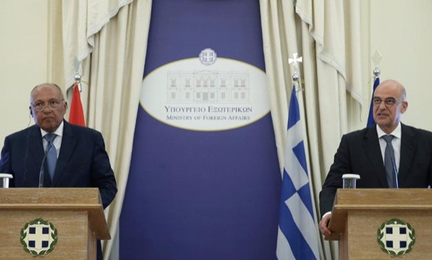 Egypt And Greece Sign Maritime Agreement, Turkey Objects