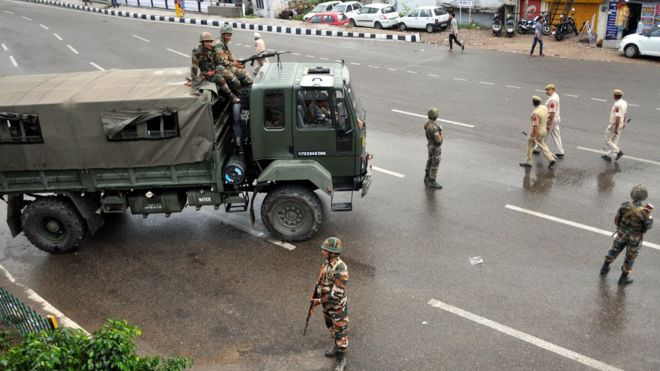 Five Indian Security Personnel, Three Militants Killed In Clashes In Kashmir