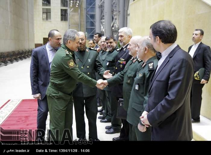 Iran And Russia On Their Way To New Level Of Partnership