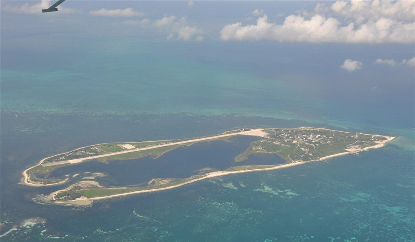 Taiwan Sends 200 Marines To Contested Island In The South China Sea