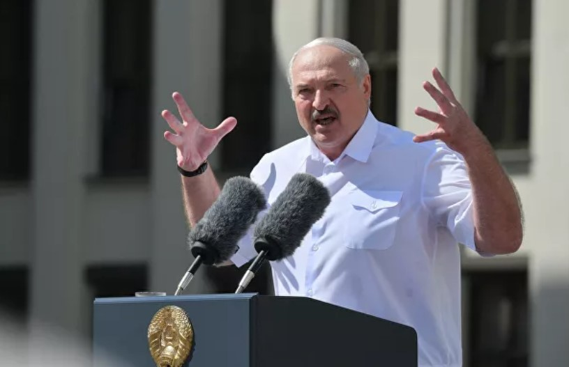 Belarus Kicks Off Large-Scale Military Drills Near Poland, Lithuania. Lukashenko Is Losing Propaganda War To Western-backed Opposition