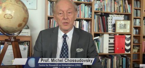 "Prof Michel Chossudovsky: ""Covid-Gate, The Political Virus"""