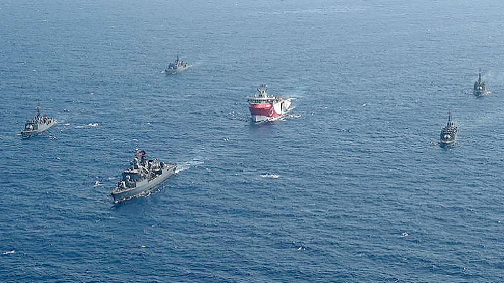 Turkey Announces Extension Of Survey Vessel Mission In Disputed Maritime Zone
