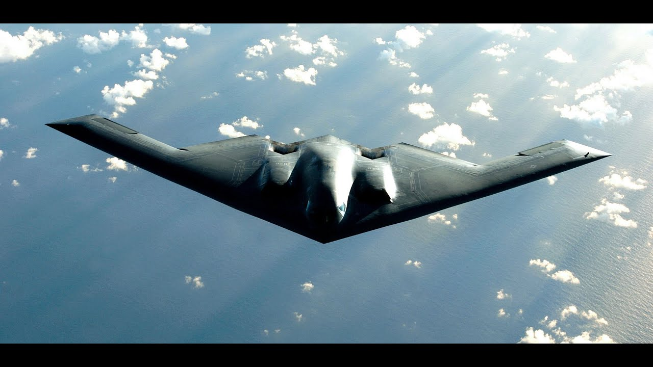 Three US Air Force Stealth Bombers Deploy To The Indo-Pacific.