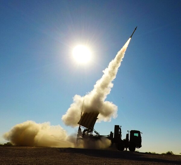 Raytheon and Rafael To Produce Iron Dome Missile Defence System In The US
