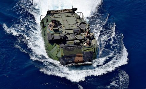 US Marine Corps Identifies Nine Dead After Amphibious Vehicle Training Mishap Off California Coast