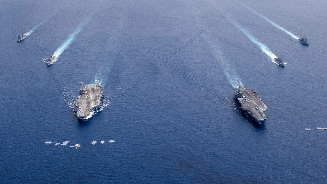 Pompeo's Dilemma: US Is Running Out Of Aircraft Carriers And Targets To Up Pressure Against China