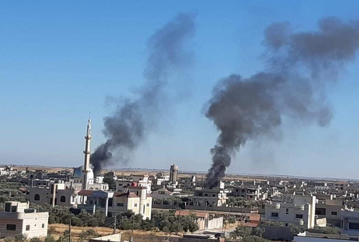 Former Syrian Rebels Clashed With Each Other In Government-Held Daraa