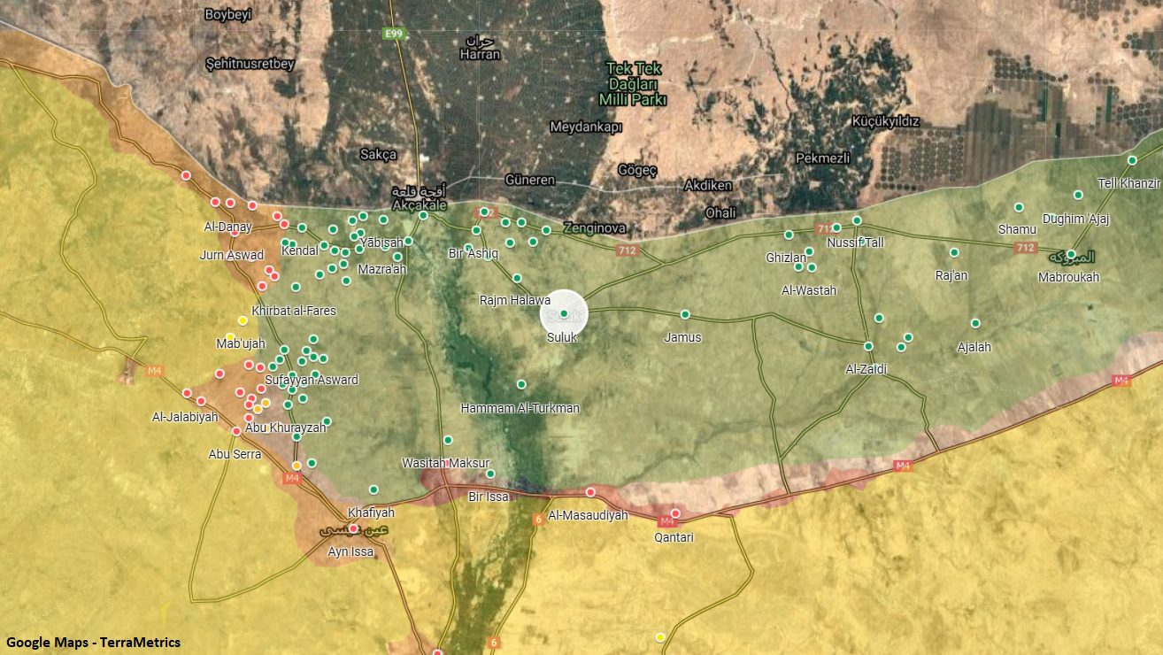 Several Civilians Killed, Injured In New Explosion In Turkish-Occupied Areas In Northern Raqqa