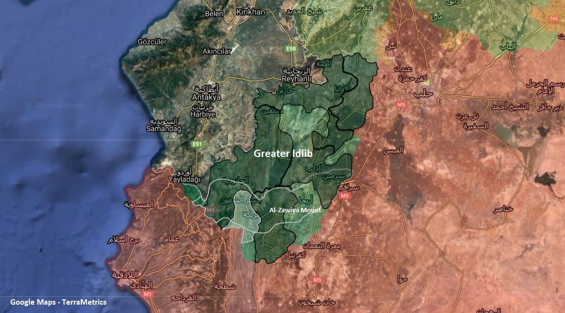 Syrian Army Shelled Southern Idlib Towns With 'Long-Rang Rockets'