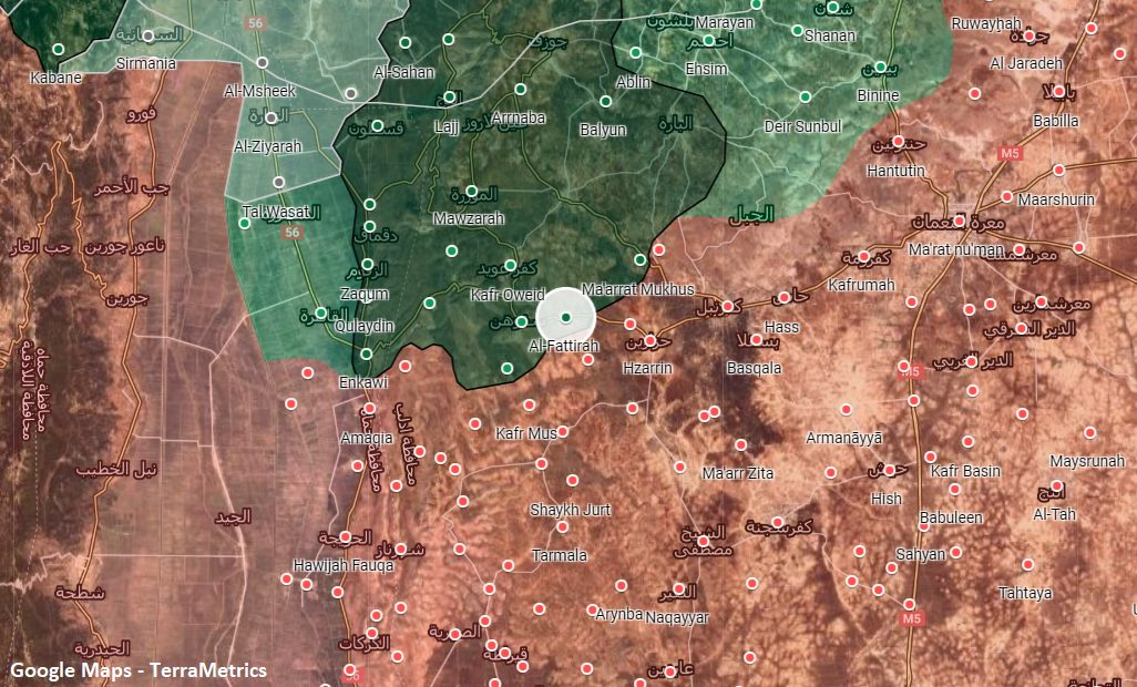 New Round Of Clashes In Greater Idlib: Losses Reported On Both Sides
