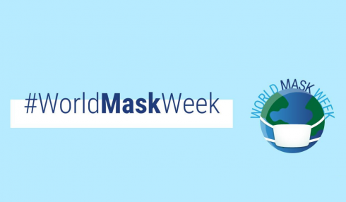 May The Hysteria Never End: It's World Mask Week!
