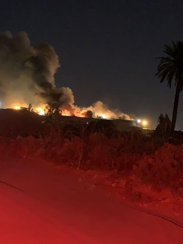 Fire Broke Out At Misrata Airport, As White House Calls For Peace In Libya