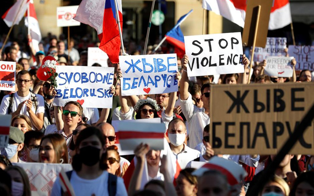 A Closer Look At Belarusian Opposition's Heavily Anti-Russian National Policy Plans
