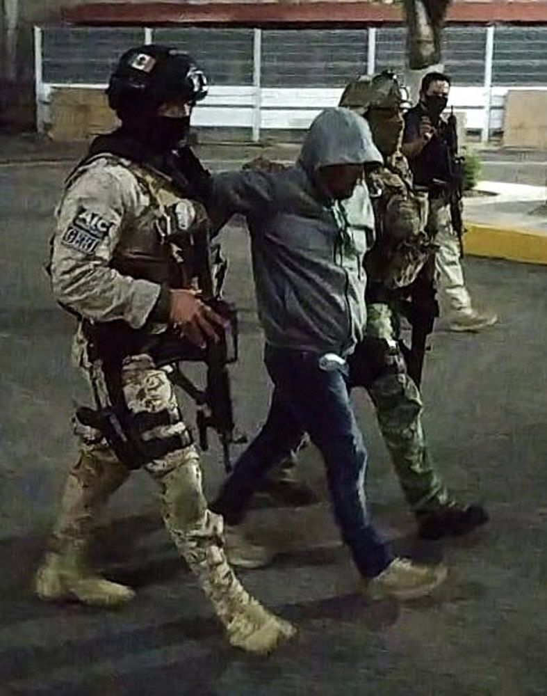Mexican Authorities Arrest Least Significant Cartel Leader To Prove Fight Is Still Going