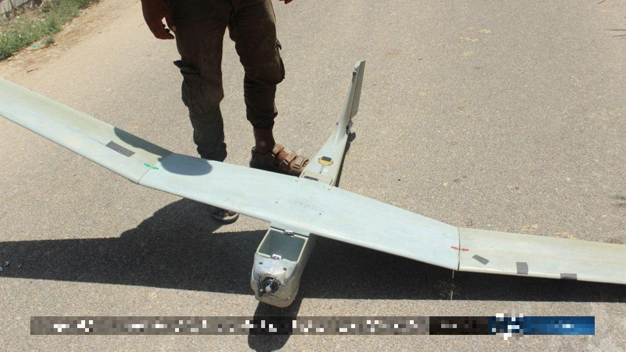 ISIS Released Photos Of U.S.-Made Drone That Crashed In Egypt's Sinai (Photos)