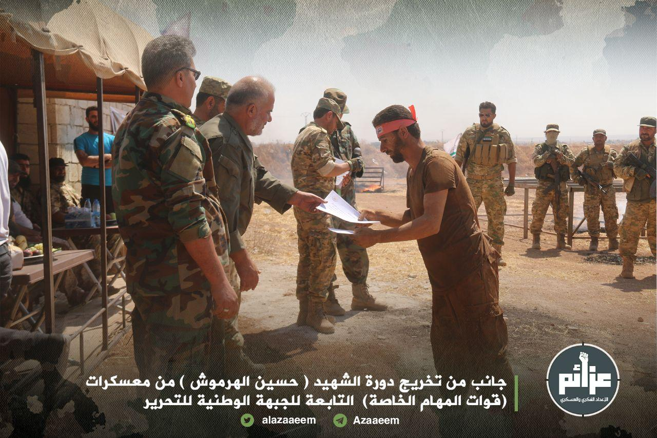 Turkish-Backed Factions In Syria's Grater Idlib Are Training New Fighters (Photos, video)
