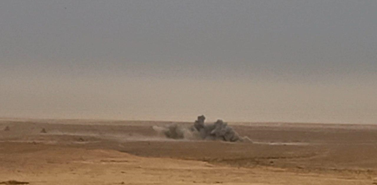 ISIS Released Photos Of Recent Attacks On Iraqi Troops In Al-Anbar