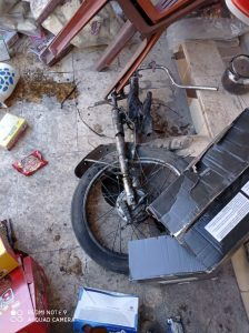 Booby-Trapped Motorcycle Blew Up In Turkish-Occupied Jarabulus. Casualties Reported (Photos)