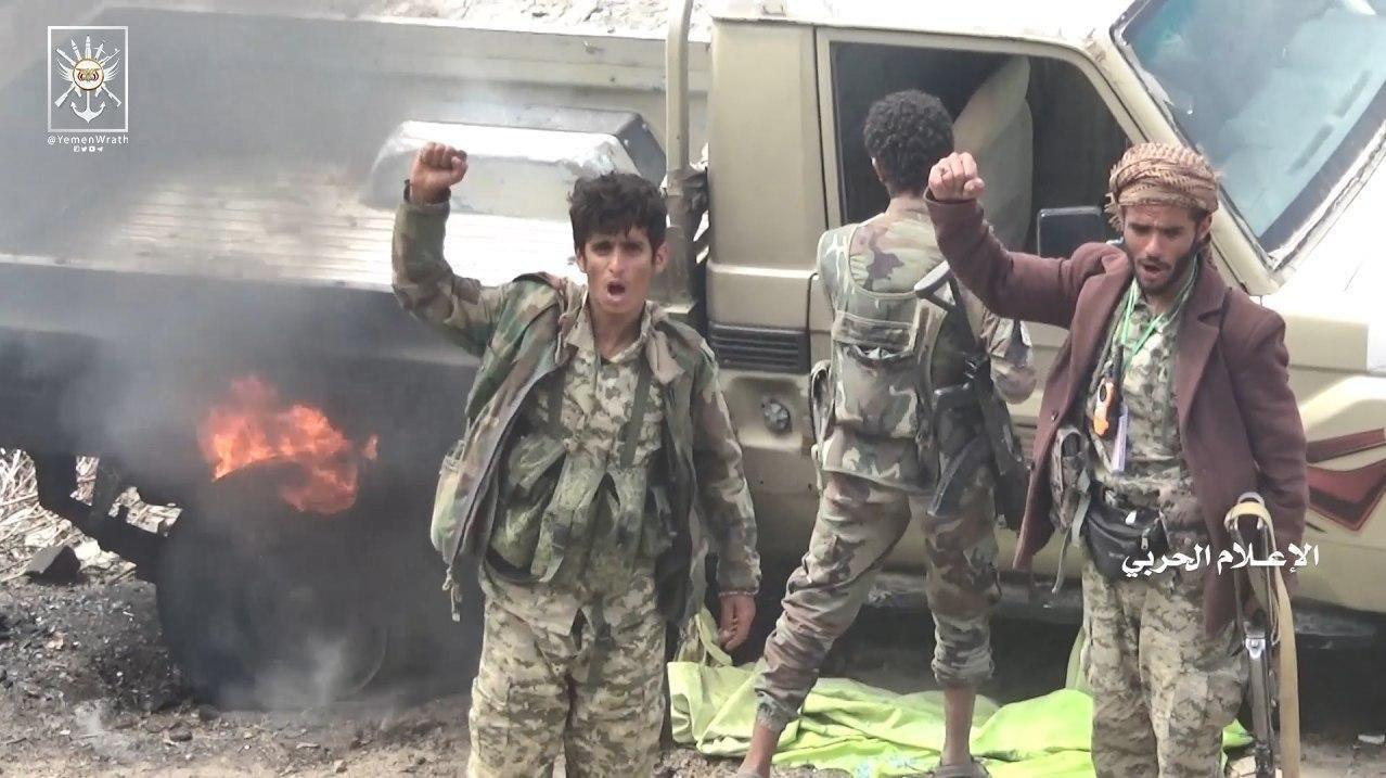 Houthis Released Video Documenting Recent Operation Against ISIS, Al-Qaeda In Central Yemen (18+)