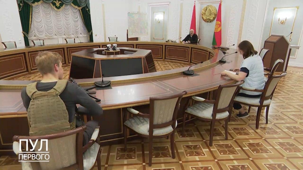 "Tough Guy Lukashenko Vs ""Baltic Superpower"""