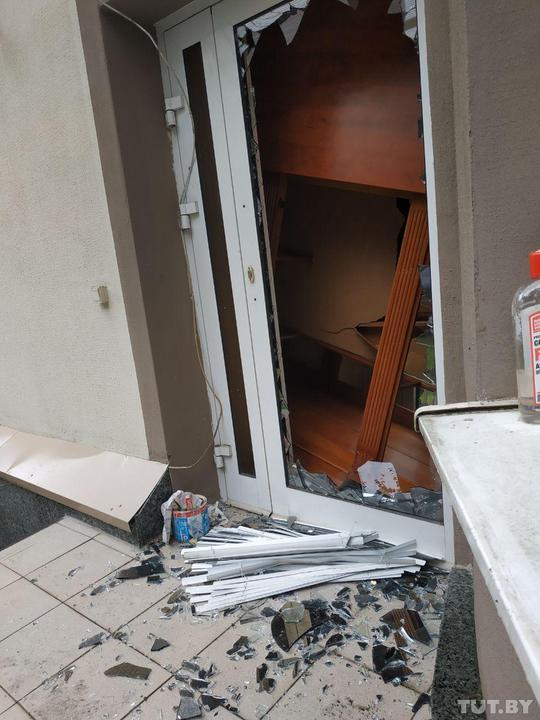 Pro-Tripoli Group Assaults LNA-Controlled Libyan Embassy In Minsk, Belarus