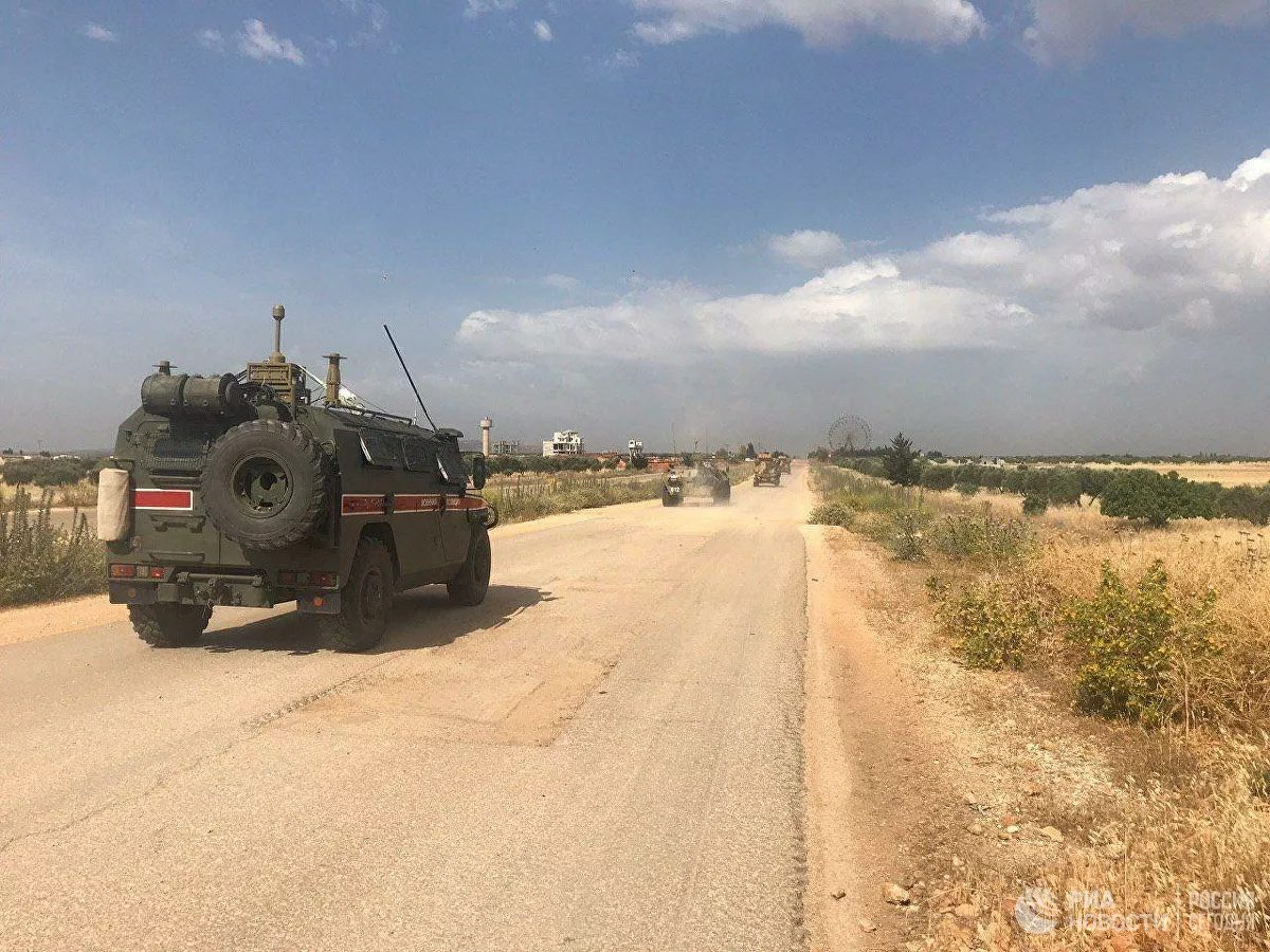 Russian And Syrian Forces Prepare For Expansion On Eastern Bank Of Euphrates River