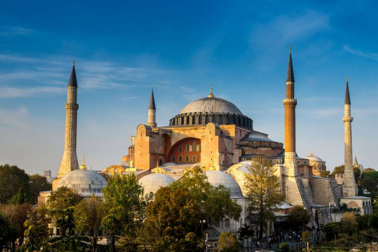 Syria To Build Replica Of Hagia Sophia Church In Hama, With Russian Funding