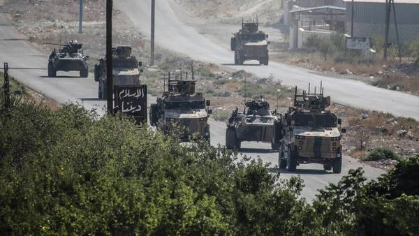 ISIS Groups Are Being Resupplied, Reinvigorated And Trained In US-Controlled Areas In Syria