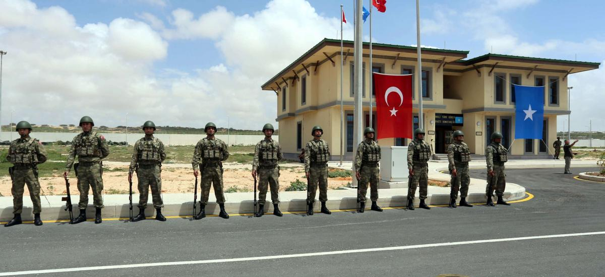 Reports Claim Turkey Plans To Establish A Military Base In Oman