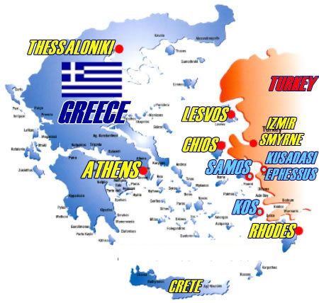 Greece And Turkey's Ever-Difficult Relations